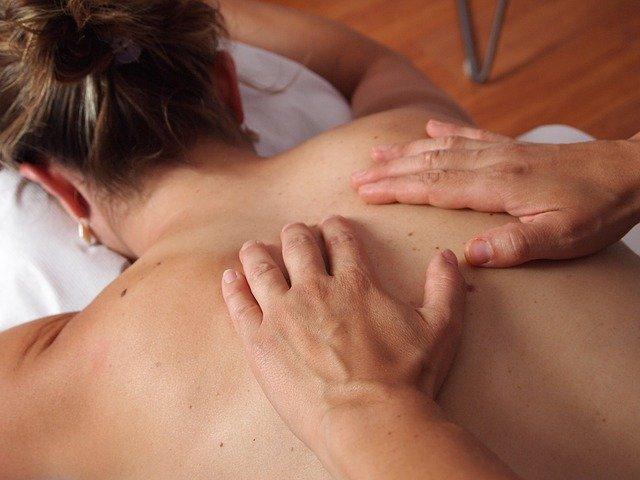 szczotka do masażu na sucho